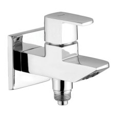 Two-way Bib Cock in single control system with Wall Flange